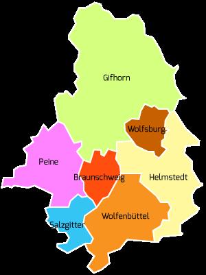 Braunschweig / Wolfsburg Umland