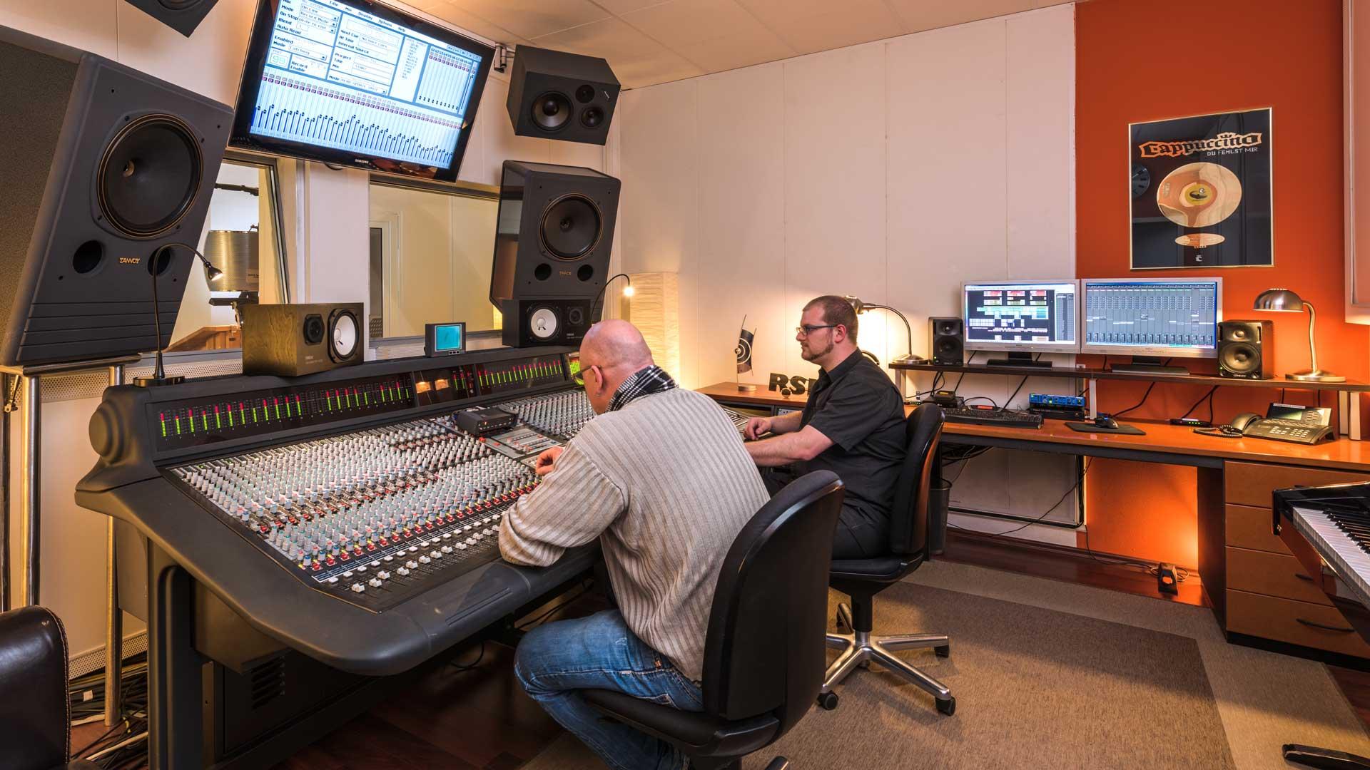 Ole Sander und Michael Ludwig Record2Go